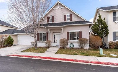Minden NV Single Family Home For Sale: $349,000