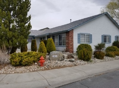 Carson City Single Family Home Active/Pending-Call: 2411 Havenwood Ct