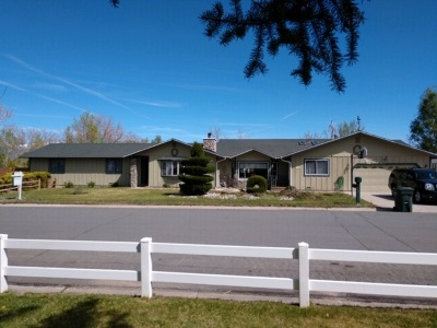 Gardnerville Single Family Home For Sale: 1240 Monarch Lane