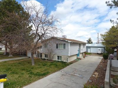 Winnemucca Single Family Home Active/Pending-Call: 1835 Harmony Rd