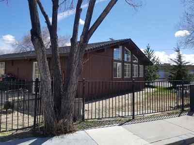 Reno Single Family Home Auction: 495 Isbell Rd
