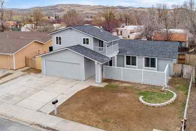 Single Family Home Active/Pending-Loan: 1043 Pinewood Dr