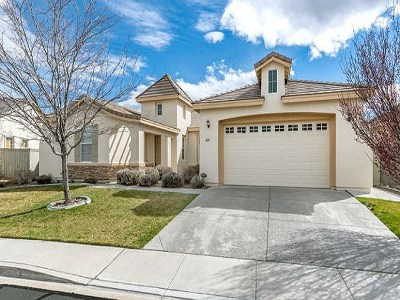Single Family Home For Sale: 1610 Silverthread Drive