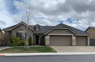 Sparks Single Family Home Active/Pending-Loan: 4978 Wine Cellar