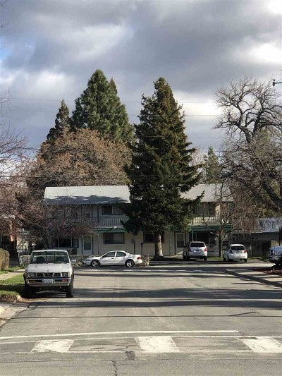 Carson City Multi Family Home Active/Pending-Call: 600 W Musser