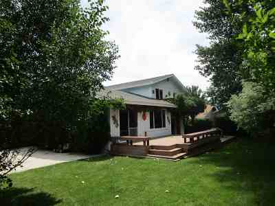 Gardnerville Single Family Home For Sale: 1172 Meadow Court