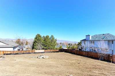 Carson City Single Family Home For Sale: 1191 Liberty Ct
