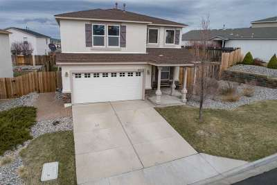 Single Family Home Sold: 8836 Silverkist Dr