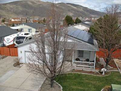 Reno Single Family Home Back On Market: 17753 Fossil Ct