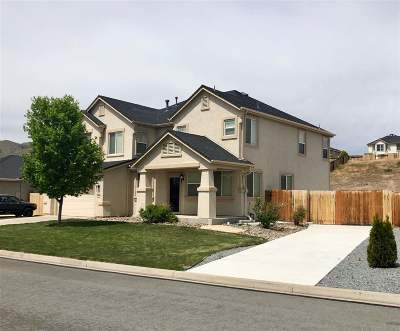 Sparks Single Family Home Price Reduced: 1319 Sticklebract Dr.