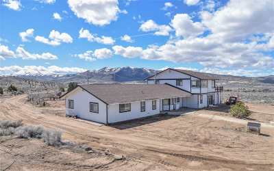 Reno Single Family Home For Sale: 5455 Twin Springs
