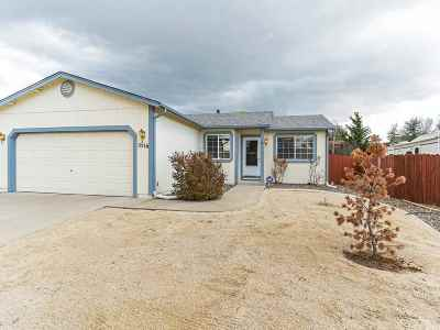 Sun Valley Single Family Home For Sale: 5516 Hurricane