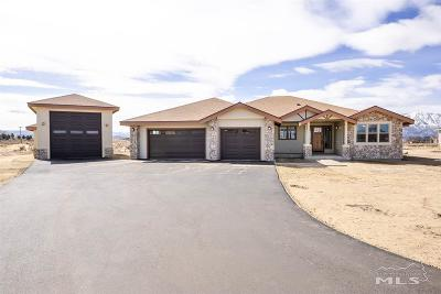 Minden NV Single Family Home Active/Pending-Loan: $1,010,000