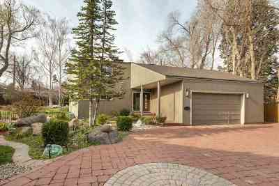 Reno Single Family Home For Sale: 946 Marsh Court