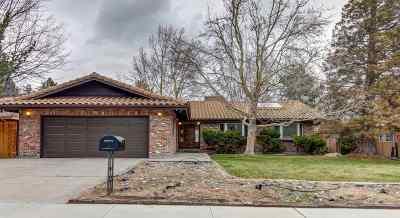 Reno Single Family Home For Sale: 2225 Thomas Jefferson Drive