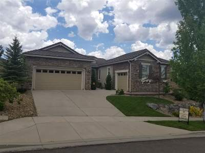 Reno Single Family Home For Sale: 2310 Roanoke Trail
