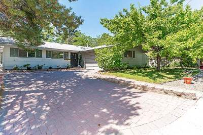 Reno Single Family Home For Sale: 2445 Sutter Circle