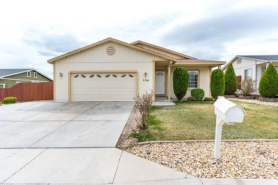 Sun Valley Single Family Home Back On Market: 7120 Fantasia Ct.