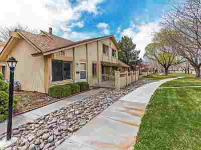 Carson City Condo/Townhouse Active/Pending-Loan: 4112 Pheasant Dr