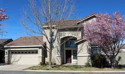 Reno Single Family Home Extended: 10409 Summershade Lane