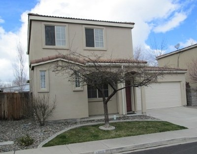 Reno Single Family Home Active/Pending-Loan: 9675 Meadow Star #Drive