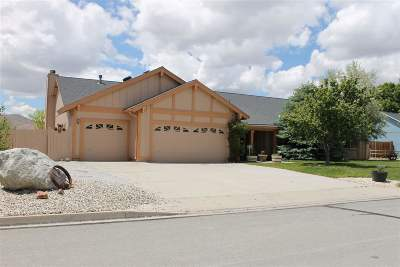 Sparks Single Family Home Active/Pending-Loan: 330 Moonbeam