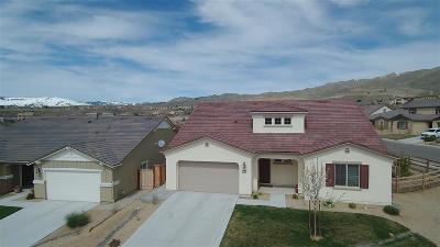 Single Family Home Active/Pending-Loan: 1795 Scott Valley