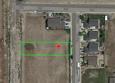 Winnemucca, Orovada, Paradise Valley, Lovelock, Imlay, Golconda Residential Lots & Land For Sale: 575 Rose Way