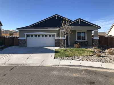 Sparks Single Family Home Active/Pending-House: 2726 Michelangelo Ct
