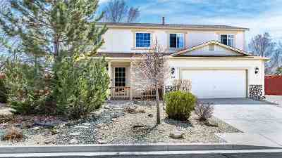 Washoe County Single Family Home For Sale: 17528 Sunstone Ct
