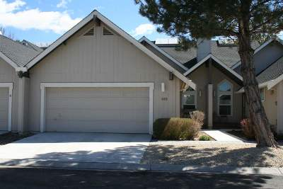 Minden NV Condo/Townhouse Active/Pending-House: $283,000