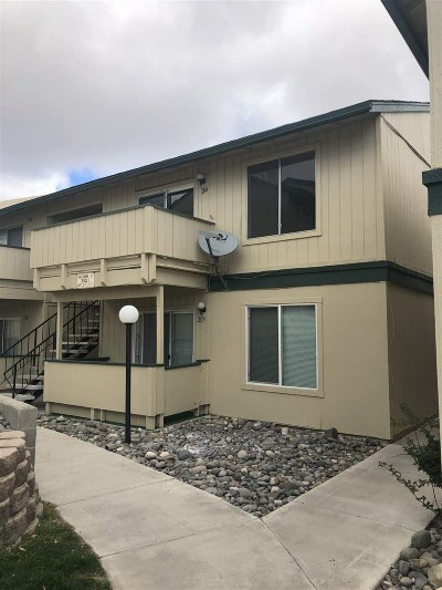 Reno Condo/Townhouse Active/Pending-Loan: 3927 Clear Acre