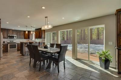 South Lake Tahoe CA Single Family Home Active/Pending-Call: $684,000
