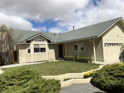 Sparks Single Family Home Active/Pending-Call: 206 Oasis Drive