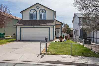 Sparks Single Family Home Active/Pending-Loan: 2699 Waterfield Dr.