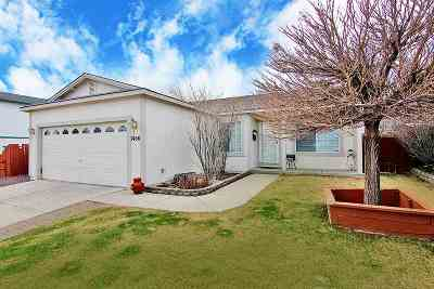 Sun Valley Single Family Home Active/Pending-House: 7466 Rodin Ct
