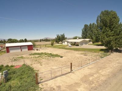 Winnemucca Manufactured Home For Sale: 9550 Alice Lane
