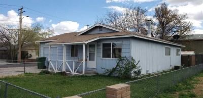 Fallon Single Family Home Active/Pending-Call