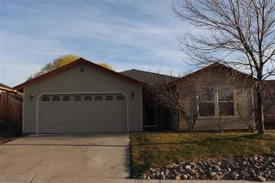 Gardnerville Single Family Home Active/Pending-Loan: 21 Conner Way