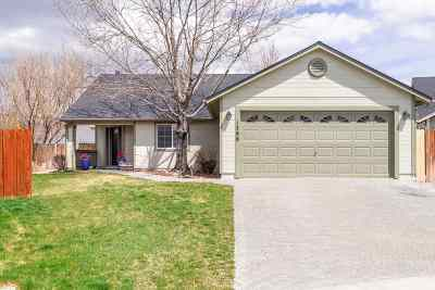 Gardnerville Single Family Home Active/Pending-Loan: 1288 Campbell Court