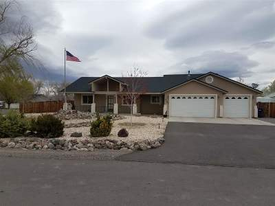 Fernley Single Family Home New: 3180 Alotta Lead