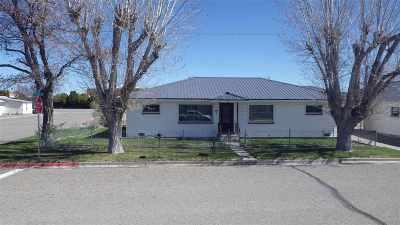 Winnemucca Single Family Home Extended: 635 Mizpah St.