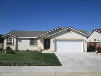 Fernley Single Family Home For Sale: 1598 Lou Court