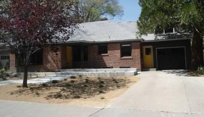 Reno Single Family Home Active/Pending-Loan: 967 Mount Rose