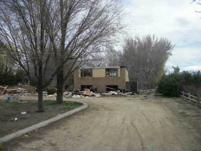 Fernley Residential Lots & Land Auction: 525 Country Dr Par A