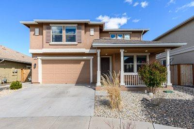 Reno Single Family Home New: 3680 Coastal St