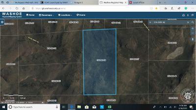 Reno Residential Lots & Land New: Pond Peak