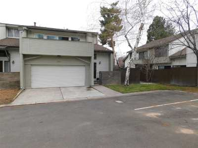 Reno Condo/Townhouse New: 4020 Ruth Ct