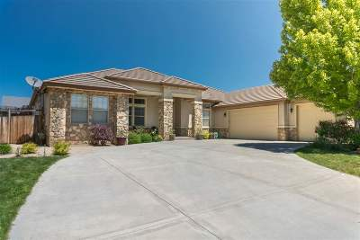 Reno, Sparks, Carson City, Gardnerville Single Family Home For Sale: 2850 Friar Rock Court
