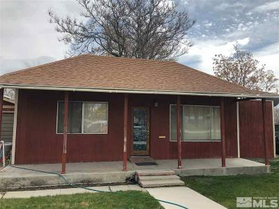 Single Family Home For Sale: 1330 Cornell Ave
